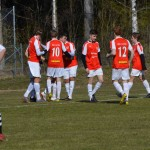 Johan Fransson grattas för 4-1 målet