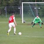 1-5 William Axelsson på väg mot mål