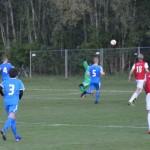 1-6 Aljo Sarajlic spikar fast slutresultatet
