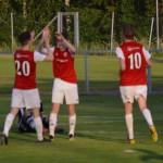 william axelsson  gratuleras för kvitteringsbollen