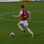 william axelsson på väg mot mål