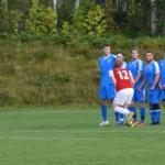 aljo sarajlic slår frisparken som ger 1-0