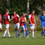 aljo saralic grattas för 5-0