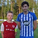 bäst i resp lag, Arvid Elm och Kai Henrysson