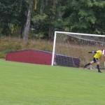 Leo Stejdahl, 16 år, anfaller