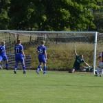 Säsongens första Balla Balla tonar ut på Hovet när Alexander Wallinder sätter in 1-0