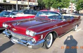 Uffe B:s Cadillac Coupe -58