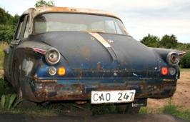 Affes Dodge Lancer -62 GT