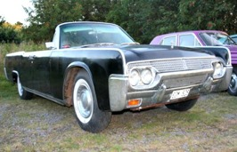 Agge & Beas Lincoln Continental -61