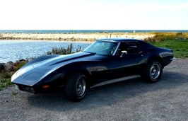 Erlings Corvette Stingray -73