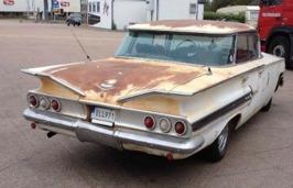 Carros Impala -60