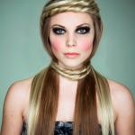 Foto: Minoo Monazzah, modell: Hanna Mikkilä