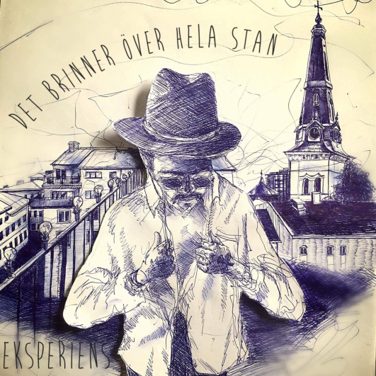 Cover art: Henric Thåg