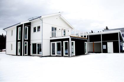 Eksjöhus Östersund