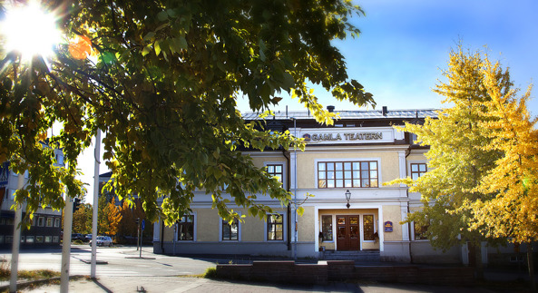 Hotell Gamla Teatern Östersund Best Western