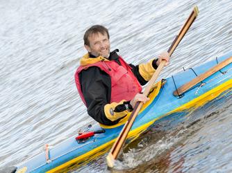 Landstinget kanot
