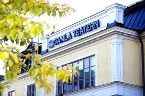 Hotell Gamla Teatern Östersund