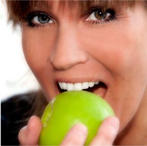 Katja Edling tandläkare bleka tänder