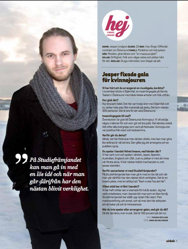 Jesper Lindgren