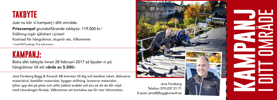 Jens Forsberg bygg & konsult ab