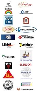 Färgleverantörer logos