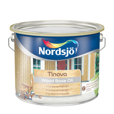 Tinova Wood Base Oil - Tinova Wood Base Oil 10L