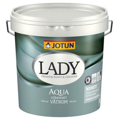 LADY Aqua 10 - Lady Aqua 10 Vit 0,9L