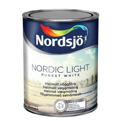 Nordsjö Nordic Light - Nordsjö Nordic Light 1L
