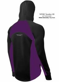 hoodie blakck-purple 2