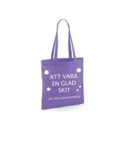 Väska violet