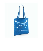 Väska blå sapphire