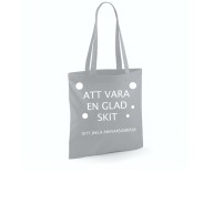 Väska grå