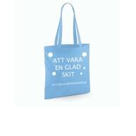 Väska blå Sky blue