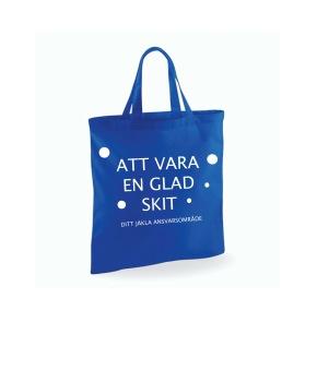 Väska blå bright royal