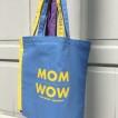 """Väska """"Mom / wow"""" min wow-mamma"""