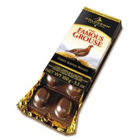 Likörchokladkaka - Famous Grouse
