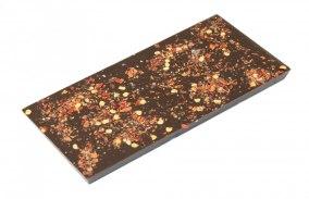 Pralinhuset - 70% Kakao - Chili & Havssalt