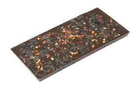 Pralinhuset - 70% Kakao - Lakrits & Chili