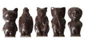 Pralinhuset - Animals - 70% Kakao