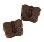 Pralinhuset - Fjärilar - 70% Kakao