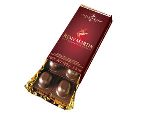 Likörchokladkaka - Remy Martin