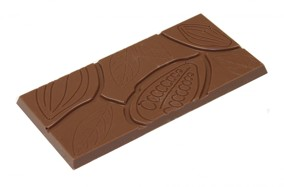 Pralinhuset - 40% Kakao - Ren - Sockerfri - Sockerfri - Ljus Choklad