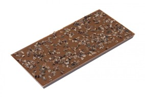 Pralinhuset - 40% Kakao - Kakaokross - Sockerfri - Sockerfri - Ljus Choklad