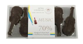 Pralinhuset - Music - 70% Kakao - Mörk Choklad