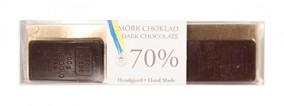 Pralinhuset – Guldtackor - 70% Kakao - Mörk Choklad