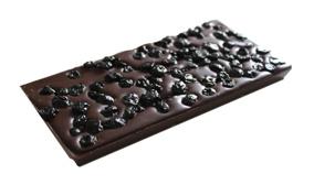 Pralinhuset - 70% Kakao - Blåbär
