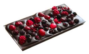 Pralinhuset - 70% Kakao - Röda Bär