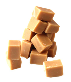 Fudge - Vanilj