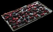 Pralinhuset - 70% Kakao - Lingon & Blåbär
