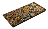 Pralinhuset - 40% Kakao - Lakrits & Apelsin